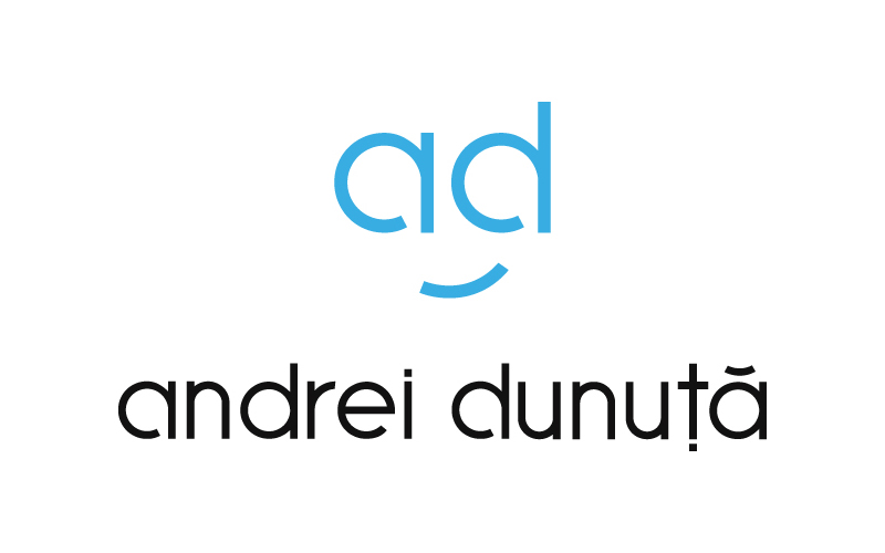 O noua identitate vizuala pentru andreidunuta(.com)